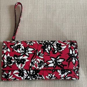 Henri Bendel Uptown Out and About Organizer Wallet